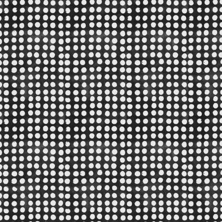 Black/White Polka Dot