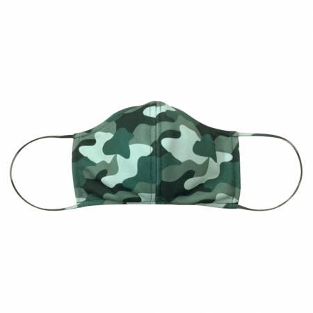 Camo Adjustable Mask