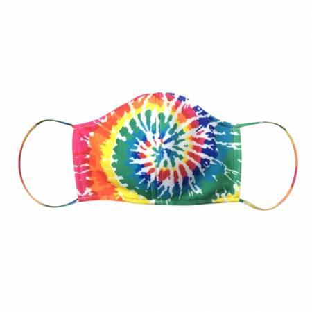 Tie Dye Adjustable Mask