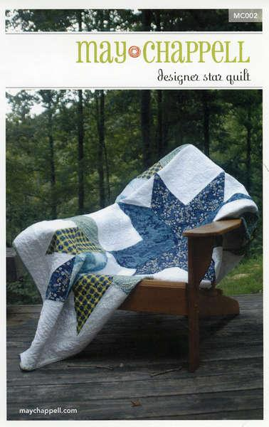May Chappell - Designer Star Quilt
