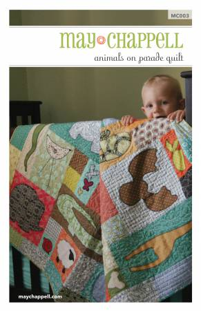 Animals on Parade Quilt