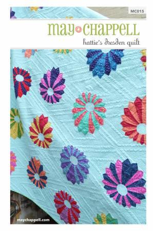Hattie's Dresden Quilt