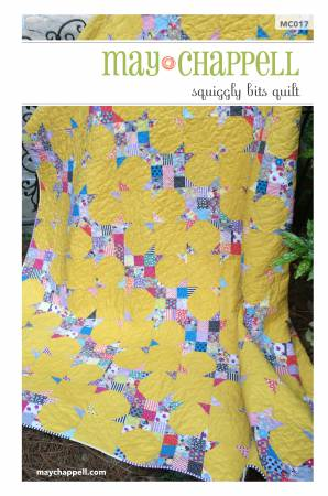 Squiggly Bits Quilt