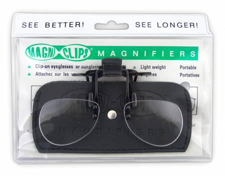 MagniClips 1.5 Clip on Magnifiers