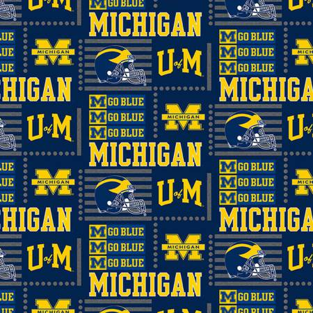 University of Michigan Cotton