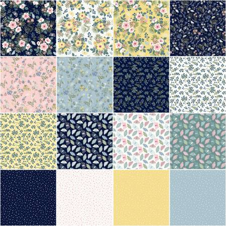 Fat Quarter Meadow Whispers