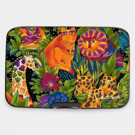 Secret Jungle  Armored Wallet