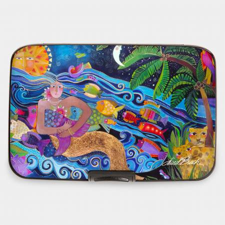 Sea Goddess Armored Wallet