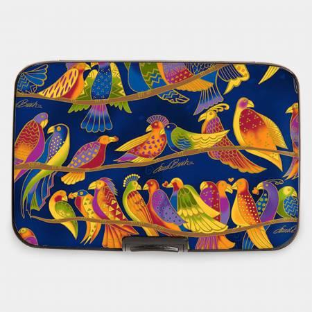 Songbirds Armored Wallet