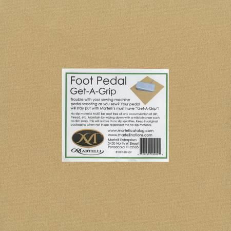 Get A Grip Foot Pedal Pad