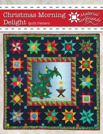*Christmas Morning Delight Quilt Pattern