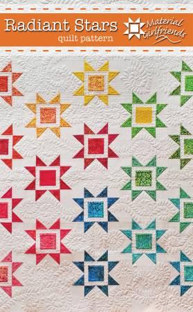 Radiant Stars Quilt Pattern