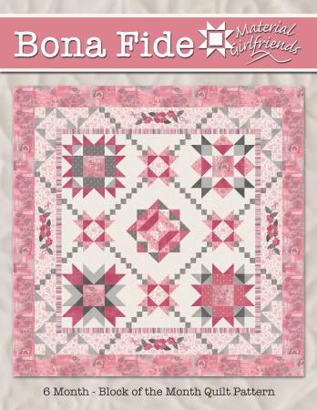 Bona Fide Soulful Shades Quilt Kit