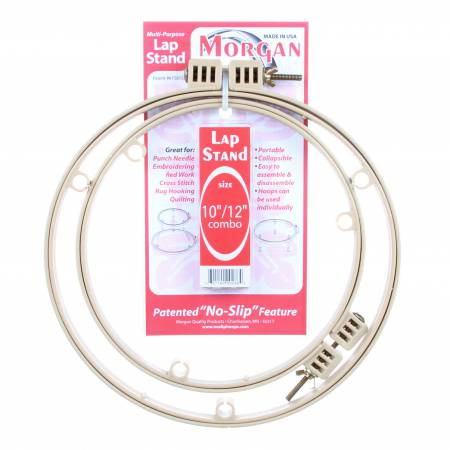 Morgan - Lap Stand With 10in/12in Hoop Combo
