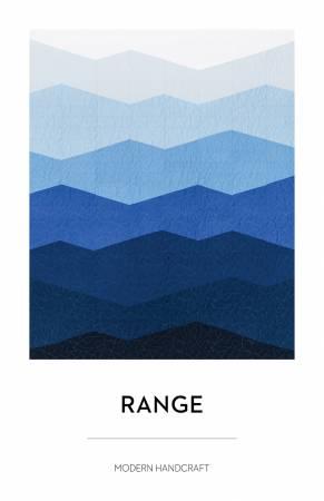 Range Quilt Pattern by Modern Handcraft