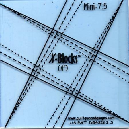 X Block Tool Mini 7.5