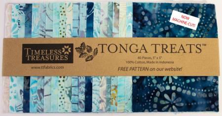 TT Tonga Treats charms - beach