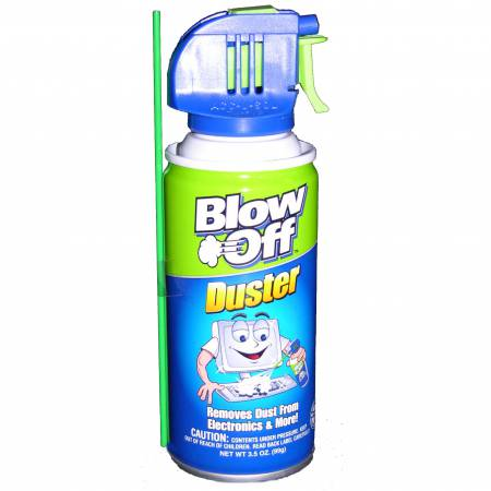 Blow Off Air Duster 3.5oz Ozone Safe (ORMD)