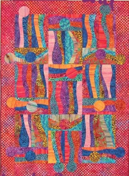 Carnival Quilt Patternby Maple Island Quilts