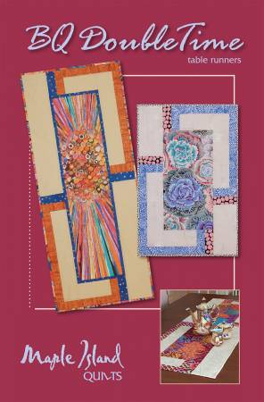 BQ Double Time Table Runner Pattern