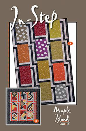In Step - Maple Island Quilts