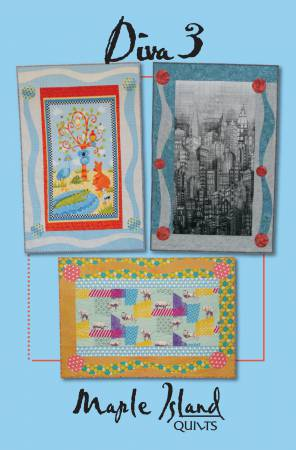 Diva 3 Maple Island Quilts MIQ 823