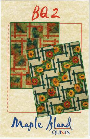 Maple Island Quilt pattern BQ2