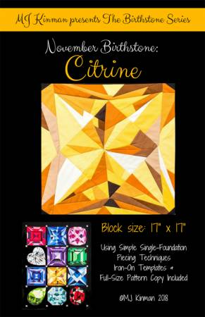 Birthstone Series - November Citrine