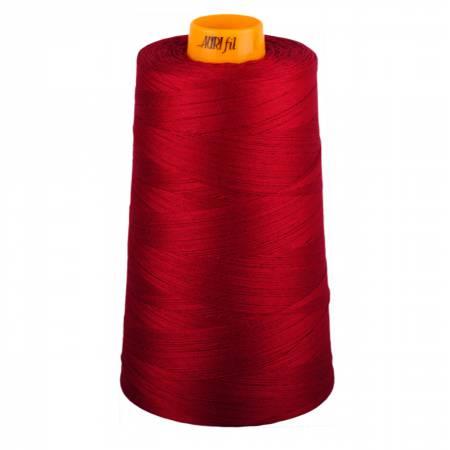 Mako Cotton 3-ply Longarm Thread 40wt 3280yds Red Wine