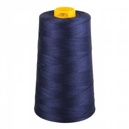 Mako Cotton 3-ply Longarm Thread 40wt 3280yds Very Dark Navy