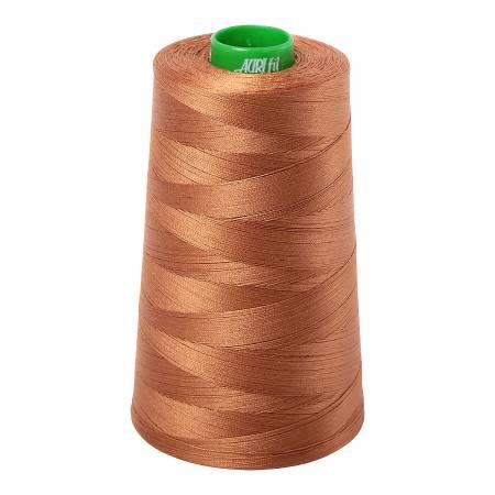 Aurifil Mako Cotton Embroidery Thread 40 wt 6452 yds 2335