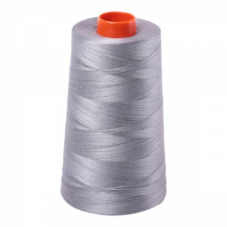 Mako Cotton Embroidery Thread Solid 50wt 6452yds Mist