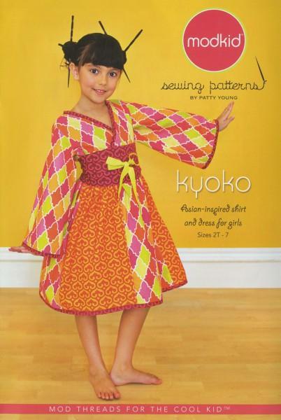 Kyoko Shirt & Dress Pattern