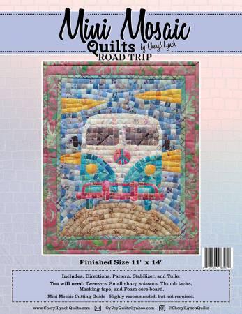 Road Trip Mini Mosaic