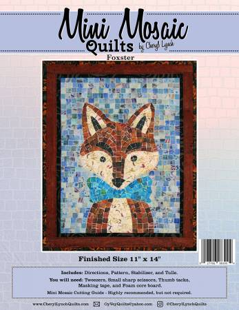 Foxtser Mini Mosaic Quilt