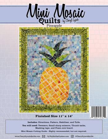 Mini Mosaic Pineapple Passion KIT