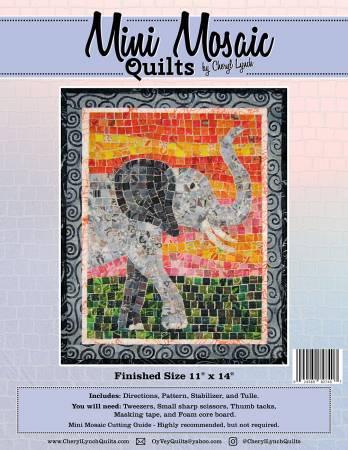 Elephant Mini Mosaic