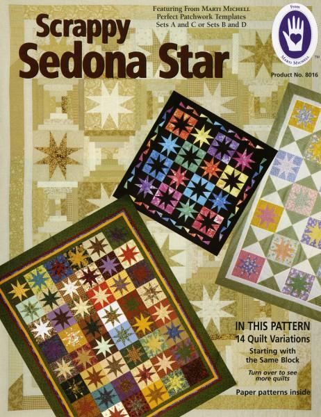 Scrappy Sedona Star