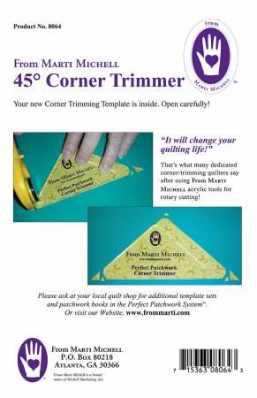 Marti Michell Corner Trimmer