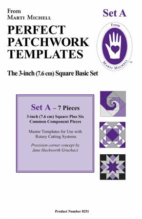 Perfect  Patchwork Templates Set A