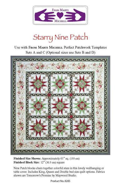 MM Starry Nine Patch Pattern