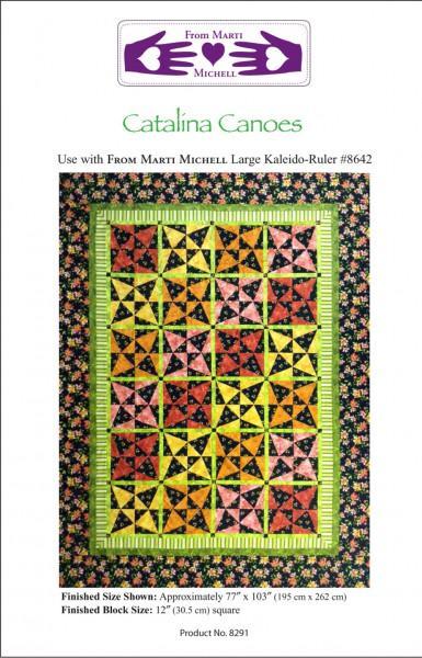 Catalina Canoes Pattern