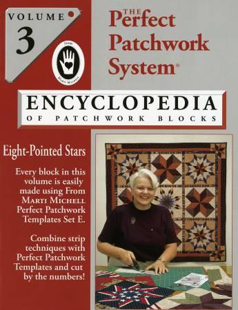 Encyclopedia of Patchwork Blocks Volume 3