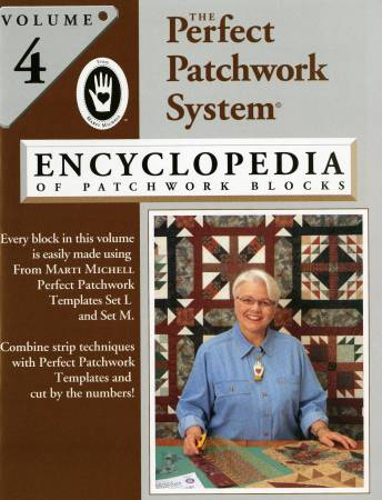 Encyclopedia of Patchwork Blocks Volume 4