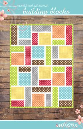Building Blocks Quilt