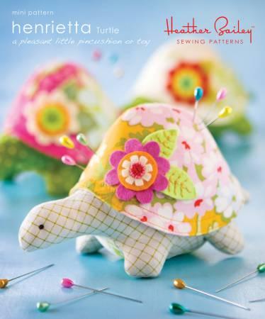 Henrietta Turtle Pin Cushion MP002HT
