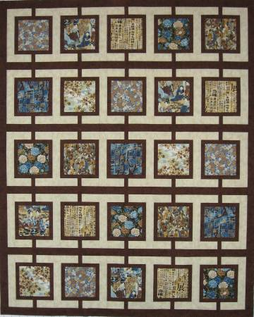 TOWN SQUARE QUILT PATTERN BY MOUNTAINPEEK CREATIONS #324