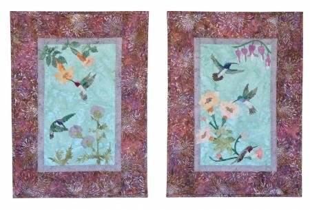 Kit Tessa's Garden Hummingbird Kit