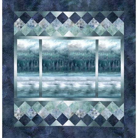 McKenna Ryan A View From Here Kit Quilt Kit