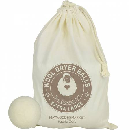 Light Wool Dryer Balls each bag includes 4 reusable dyer balls *PREORDER*